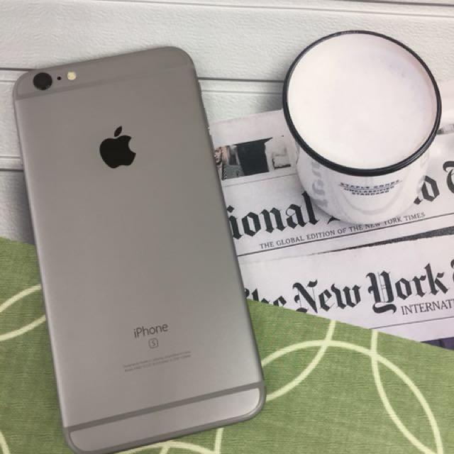 IPhone6splus 64g銀/灰