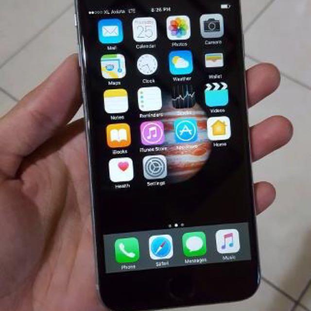 iPhone 6 Silver 16Gb X international