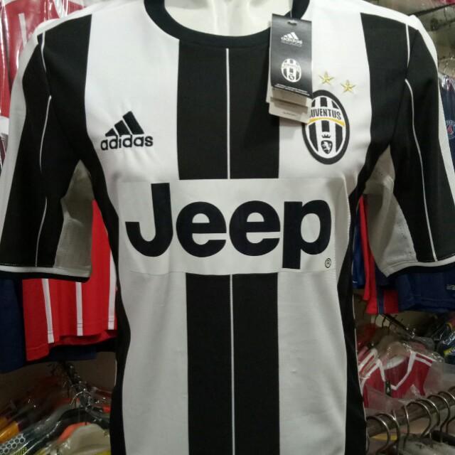 jersey Juventus Grade Ori 2018