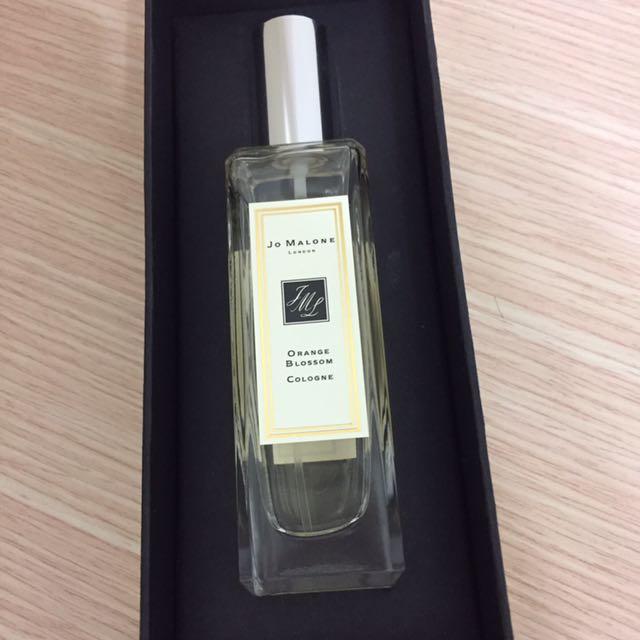 情人節禮物首選Jomalone 橙花香水