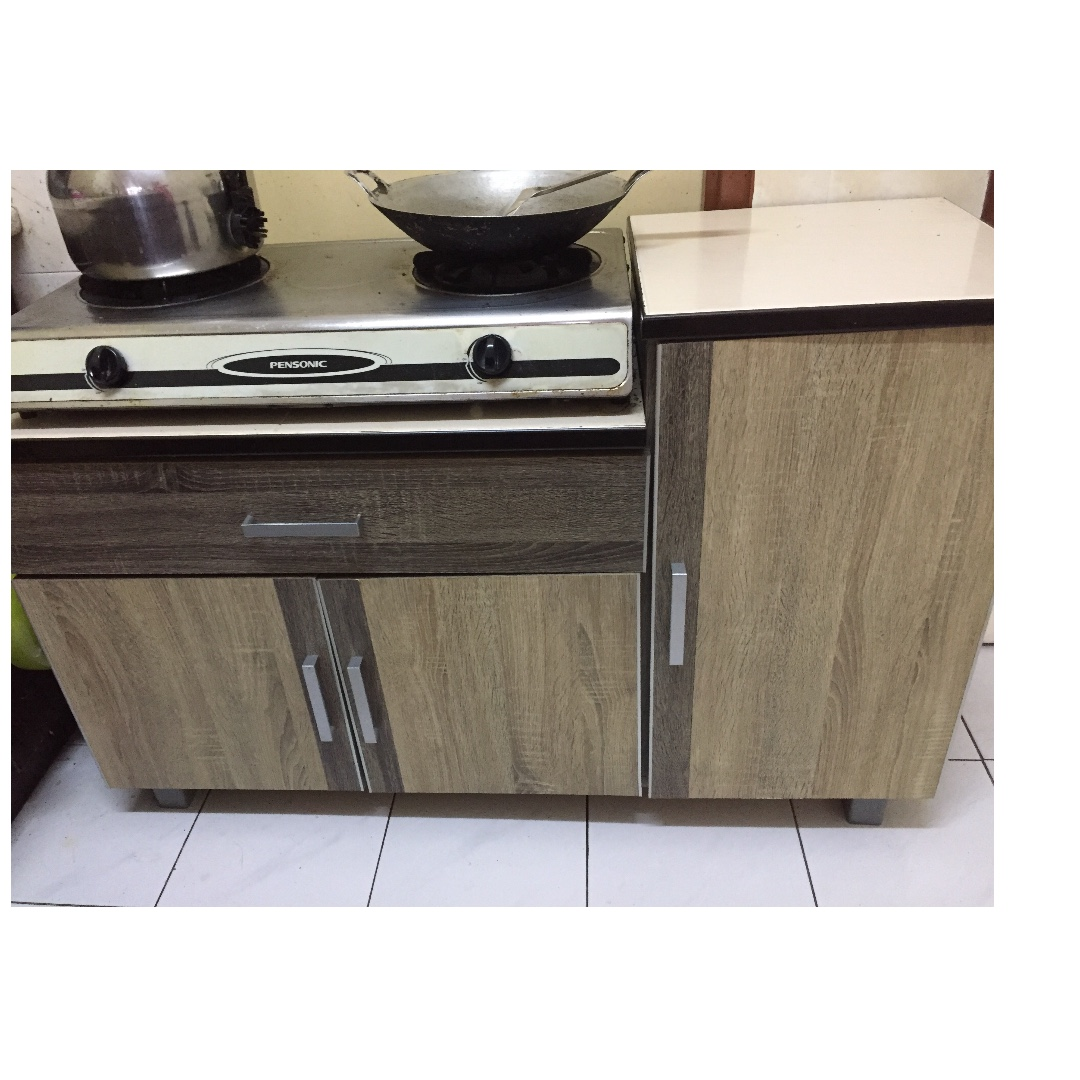 Kabinet Dapur Jual Murah Area Taman Bukit Serdang Home Furniture Others On Carou