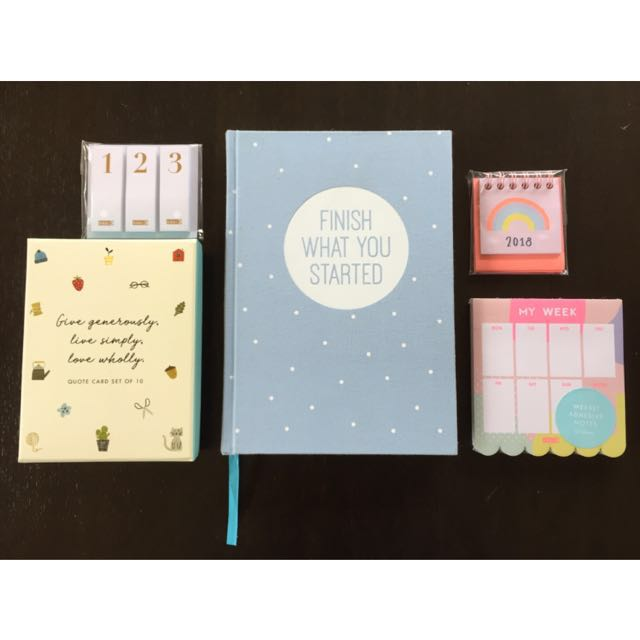 Kikki K Stationery Bundle