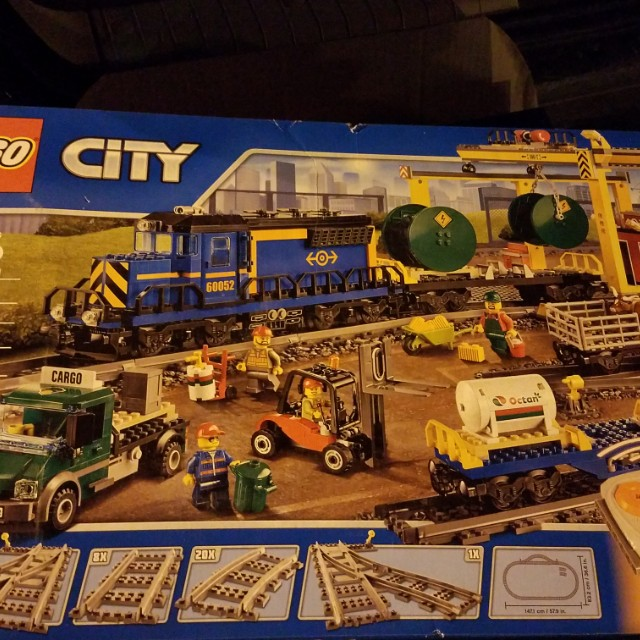 Lego #60052 Cargo Train