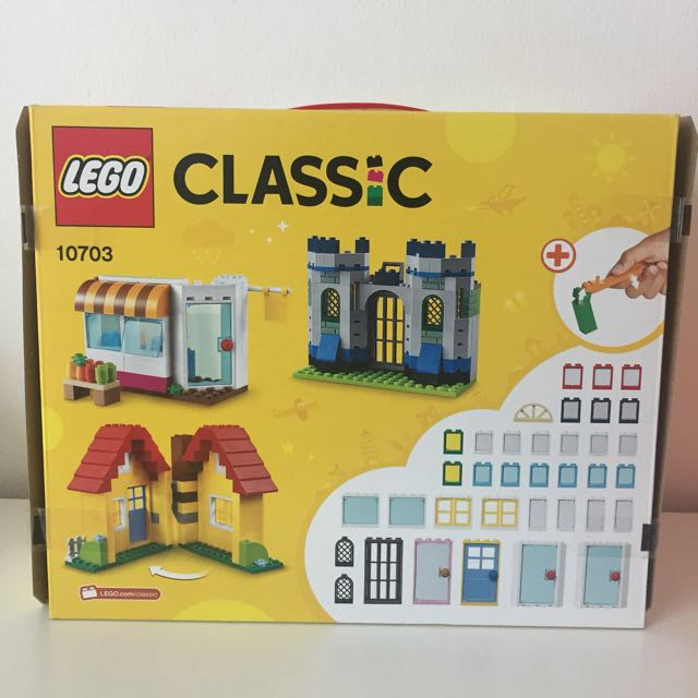 Lego Classic Creative Builder Box 10703, Toys & Games, Toys on Carousell