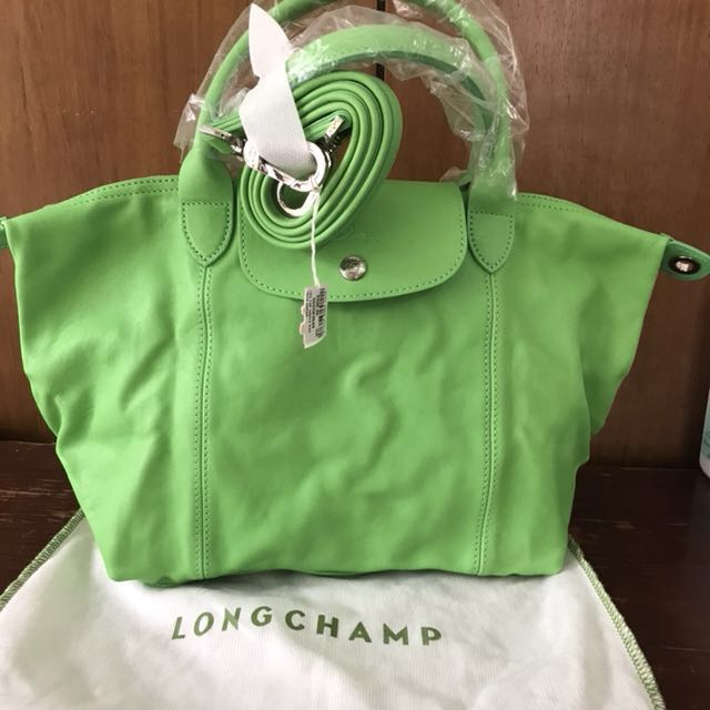 Longchamp Leather Bag [REPRICED]