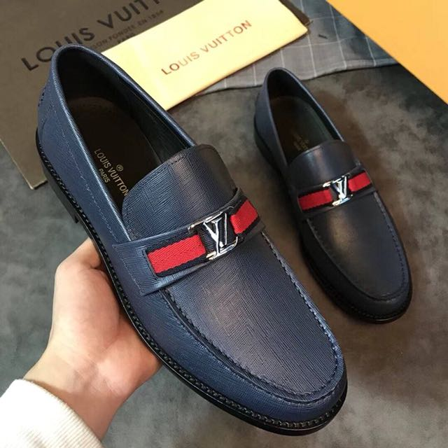 afa6dff7f19 Louis Vuitton Loafers