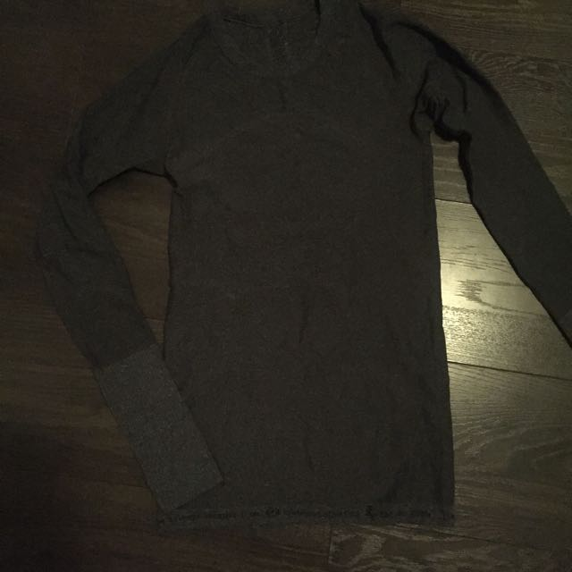 Lululemon athletic long sleeve
