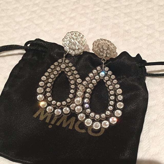Mimco Podium Earrings - The Originals