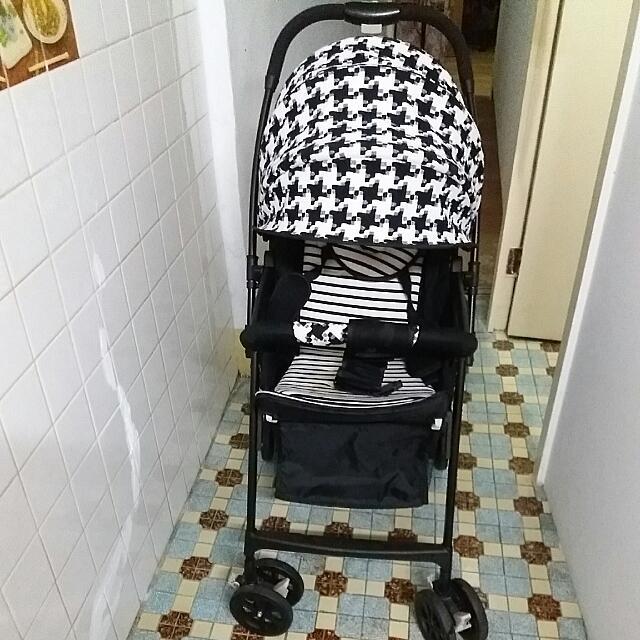 Mother's Love嬰兒推車(型號:C829)
