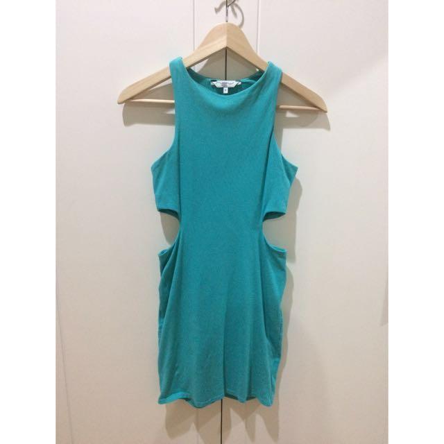 Neu Look Green Dress