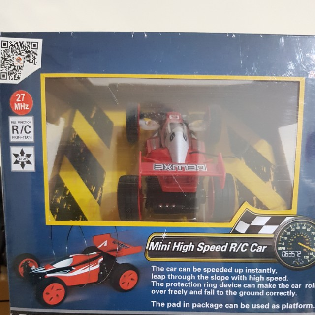 New mini high speed R/C car