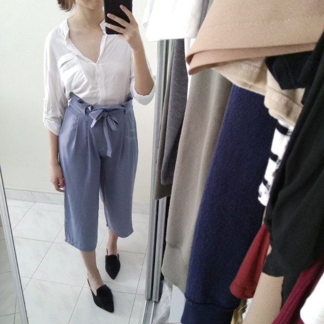 (NEW) Premium Culottes #Fesyen50