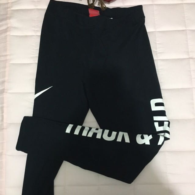 Nike內搭運動棉褲