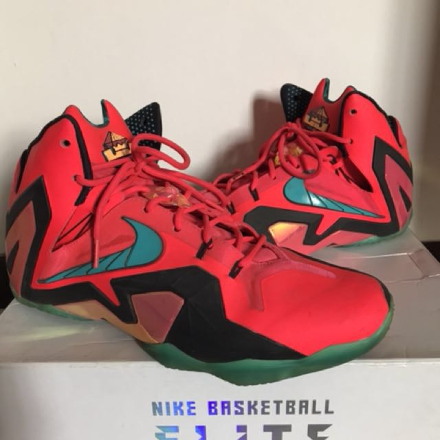 super popular c1caa f4e7c Nike lebron 11 elite hero , Men s Fashion, Men s Footwear on Carousell