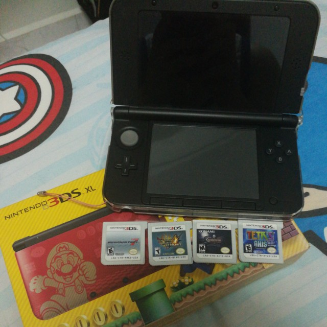 Nintendo 3DS XL, Toys & Games, Video Gaming, Consoles on