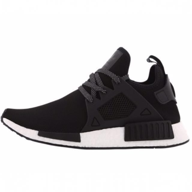 timeless design cb1f3 e662c NMD XR1 Women Black, Women's Fashion, Shoes on Carousell