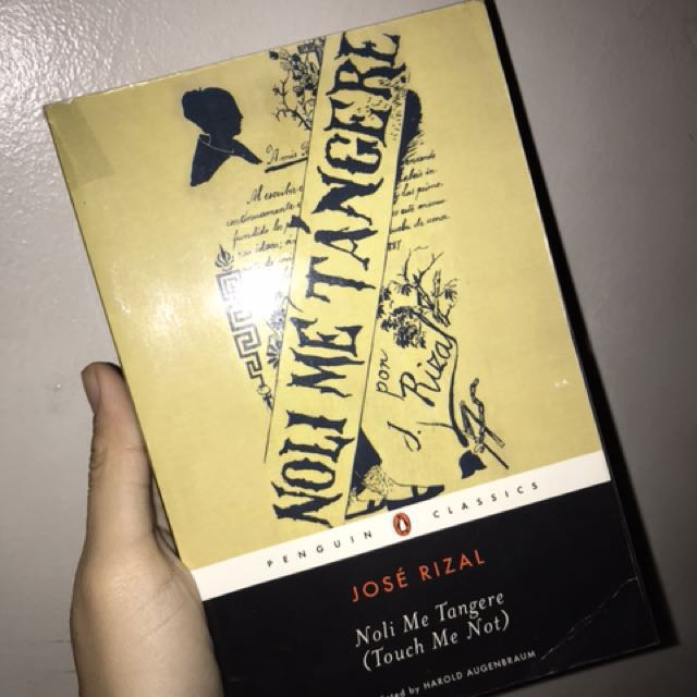 when was noli me tangere published