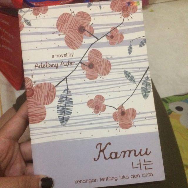 novel kamu by adeliany azfar
