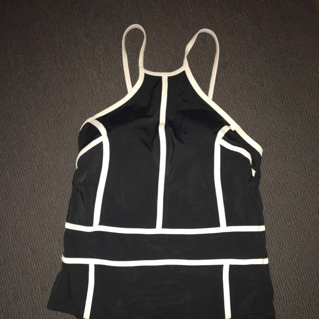 One piece bathing suit