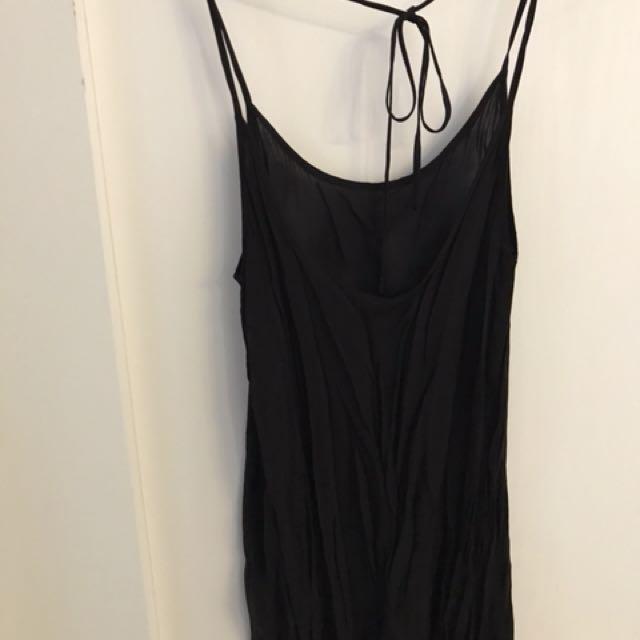 One Size Brandy Melville Tie Dress