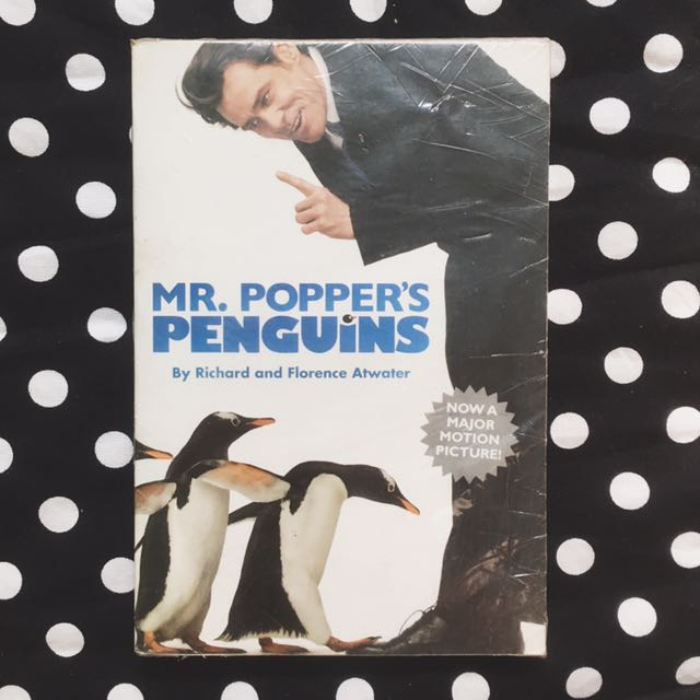 PAPERBACK: Mr. Popper's Penguins by Richard and Florence Atwater