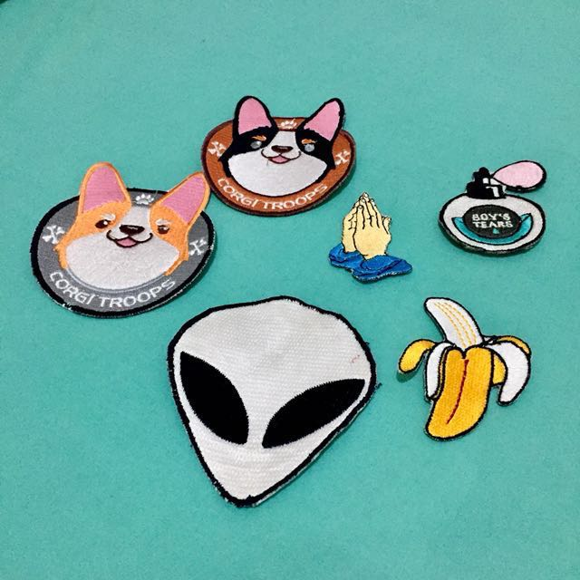 Patches All 35k