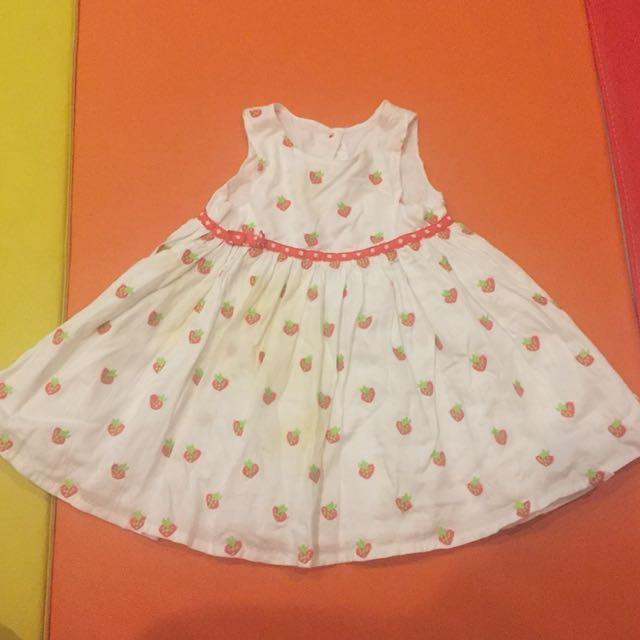 preloved dress mothercare original