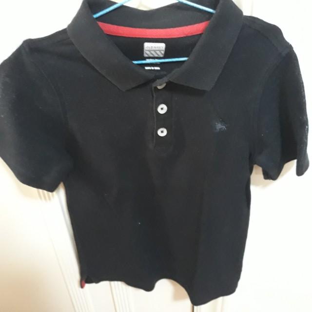 PreLoved Polo Shirt for Kids - Boy (Old Navy Brand)