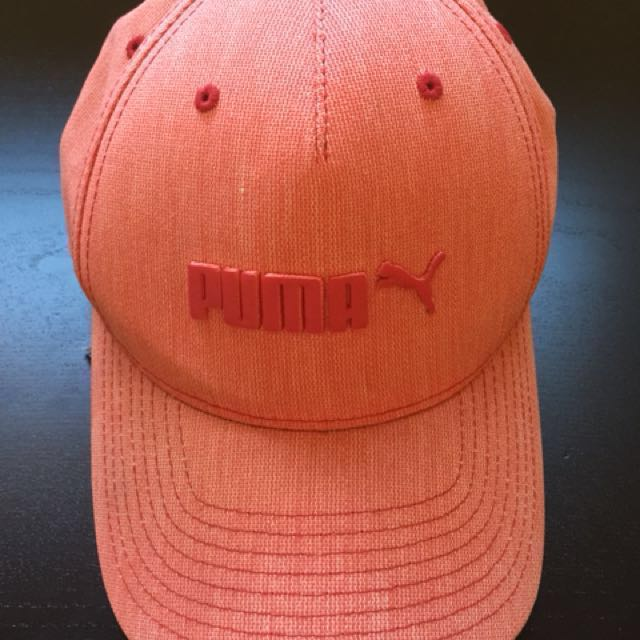 Puma stretch fit cap