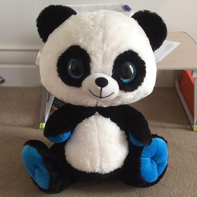 📌RP. Medium size big eye panda
