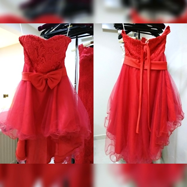 Second Hand !! Dinner Gown!! BUY 1FREE 1*(RANDOM SELECT), Women\'s ...