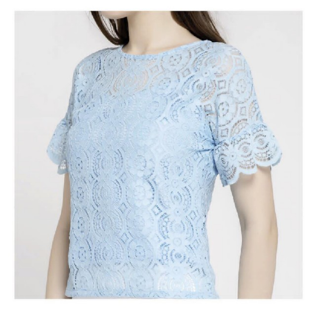 CLOTHINC Skye lace top