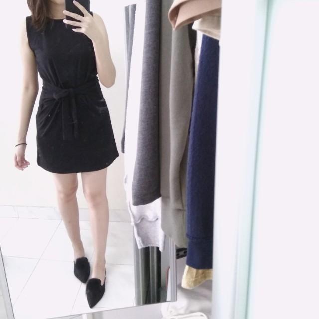 Soda Self Tie Dress #Fesyen50