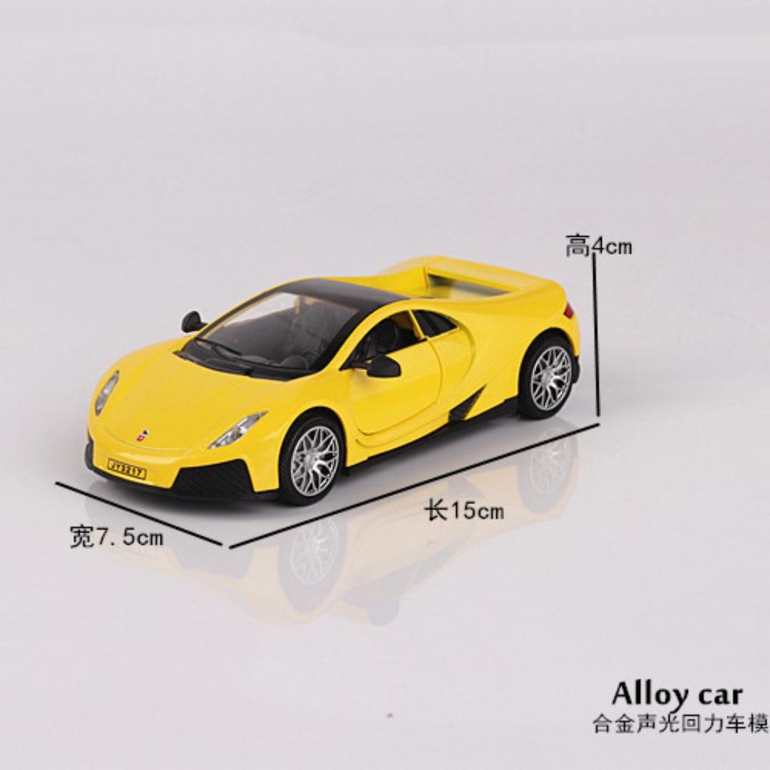 Spano 西班牙 GTA 聲光 迴力 黃色 銀色 紅色 綠色 1:32 預購 阿米格Amigo