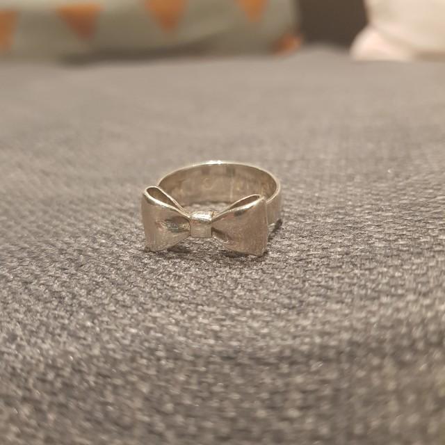 Stolen Girlfriends Club Bow Ring