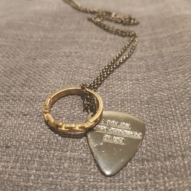 Stolen girlfriends club necklace
