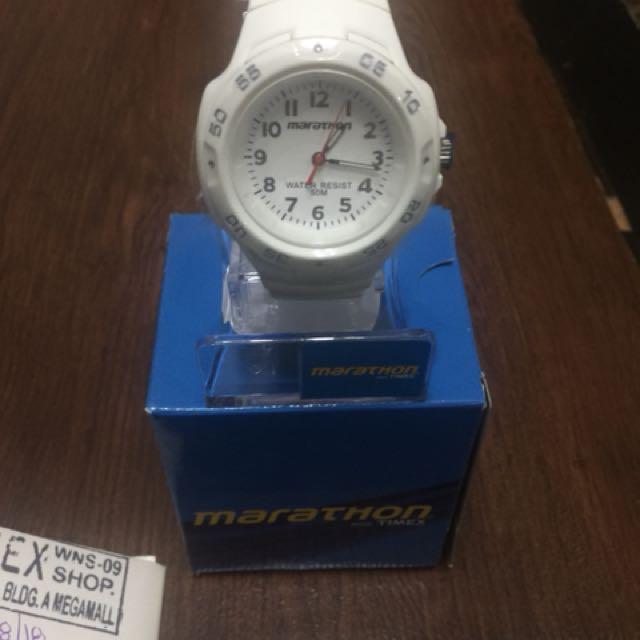 Timex marathon sportswatch