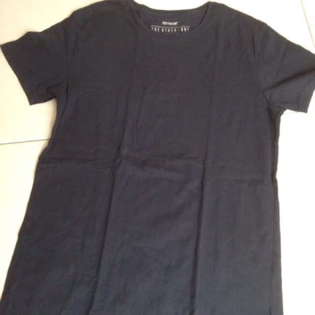Tshirt cotton on