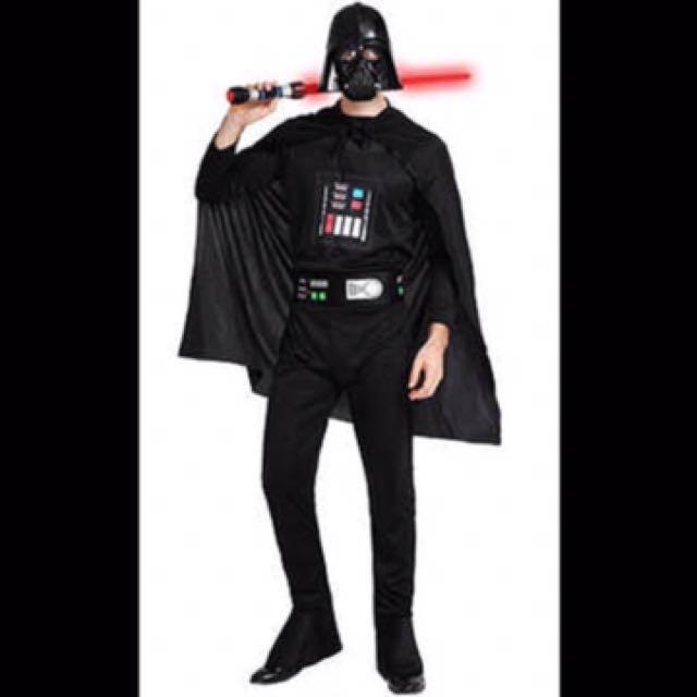 Unopened Darth Vader Men's Costume