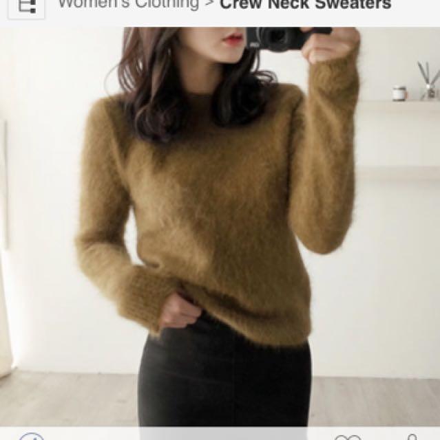 Uptownholic 橄欖色 毛衣
