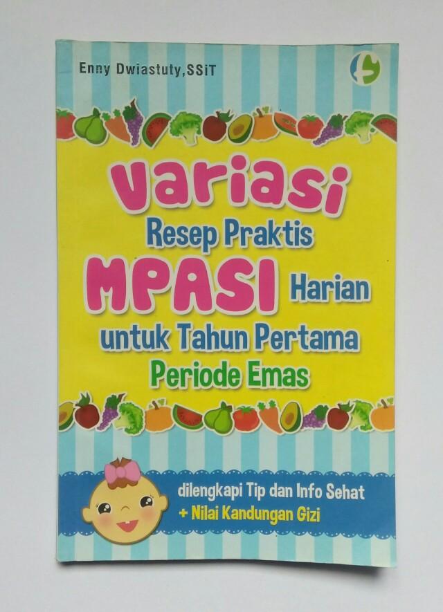 Variasi Resep MPASI