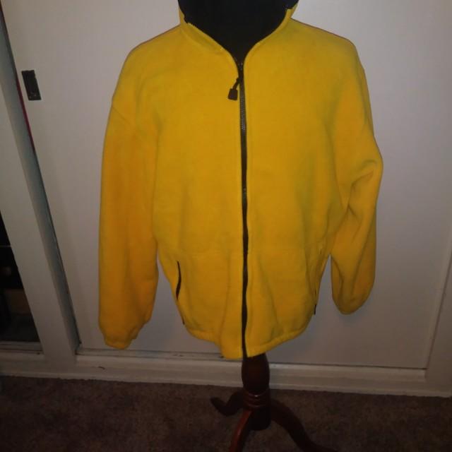 VERY WARM Fleece Coat - Size L