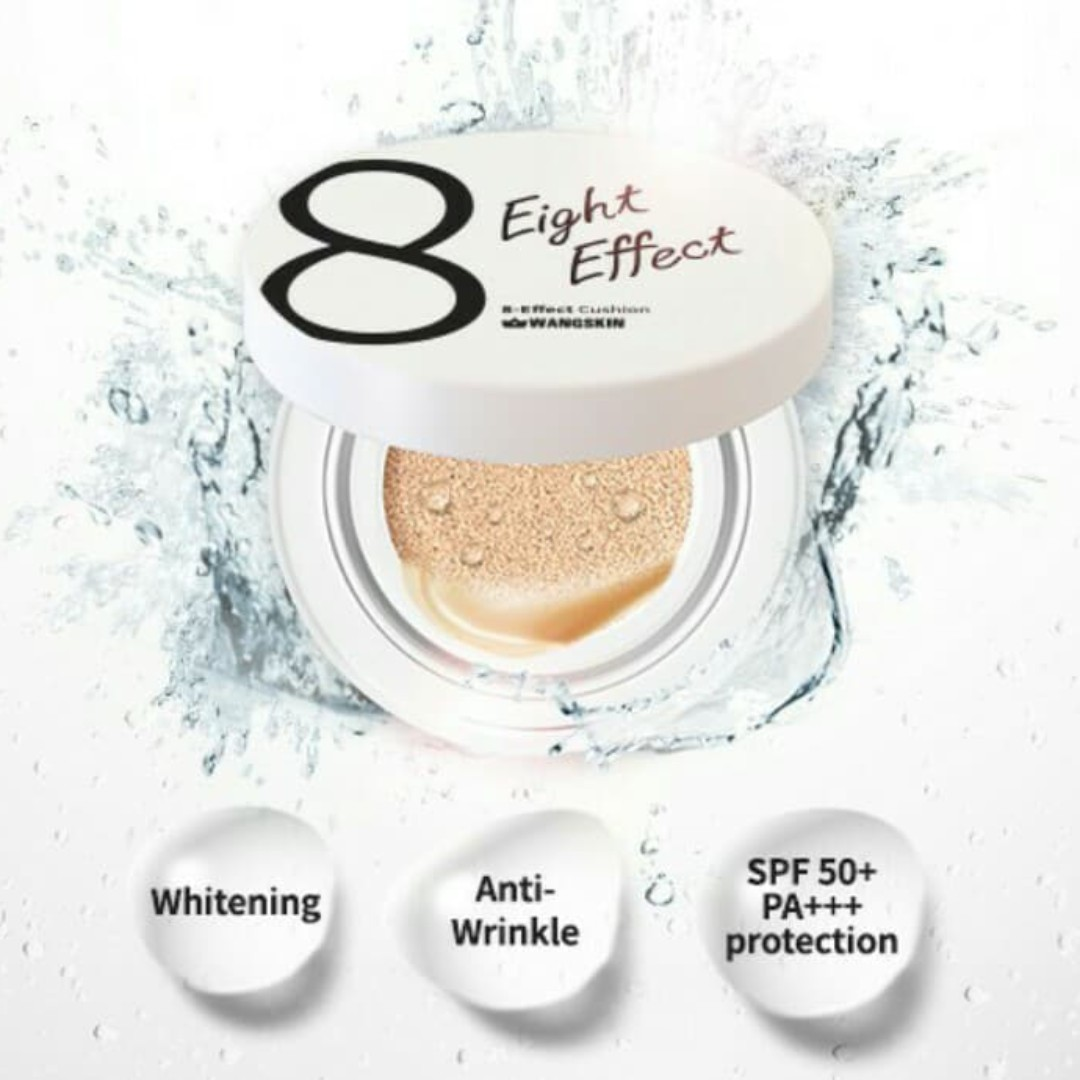 WANGSKIN 8 Effect Cushion (SPF50+/PA+++)