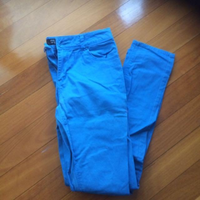 Women's Blue Jeans