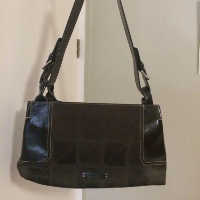 Women S Nine Co West Purse Handbag Triple Shot Black Fashion Bags Wallets On Carou