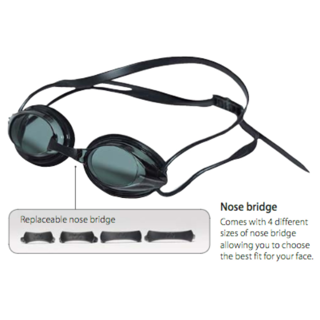 87ae6182fd0c Japan) Adult Swimming Goggles - by Wundou Authentic