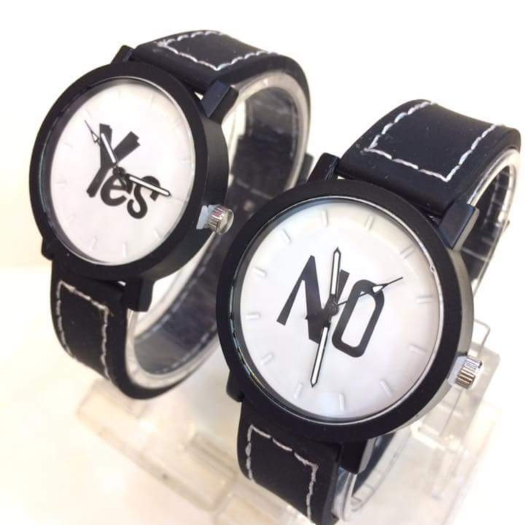 YesNo Couplr Watch