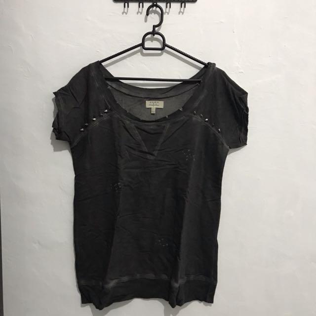 ZARA studded t-shirt