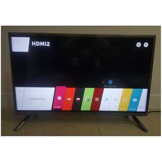 32 inch LG Smart Television