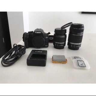 DSLR Camera - Canon 500D - Excellent Condition